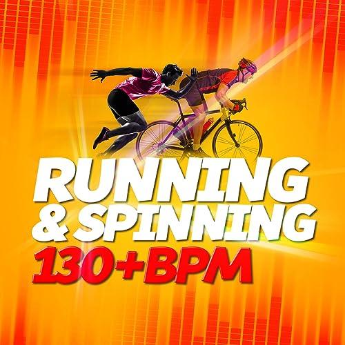 Running & Spinning (130+ BPM) de Running Workout Music, Running ...