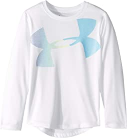 UA Big Logo Long Sleeve (Toddler)