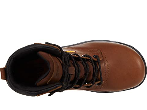 """Keen Utility Womens Chicago 6/"""" Composite Toe Waterproof Work Boot Construction"""