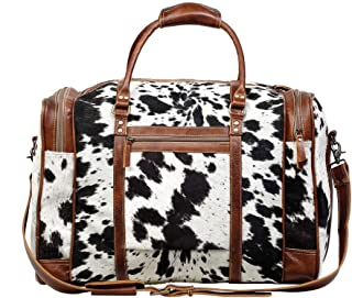 Best cowhide duffle bags Reviews