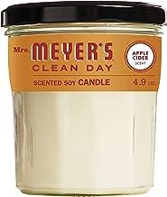 Best mrs meyer's apple cider candle Reviews
