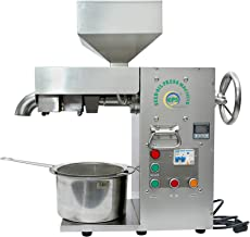 EPS CG 20 Stainless Steel Mini Commercial Oil Press Machine (700 x 290 x 710 mm)
