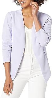 BCBGeneration Women's Open Front Tuxedo Blazer