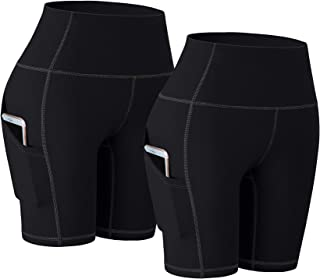 Biker Shorts for Women with Pockets 8
