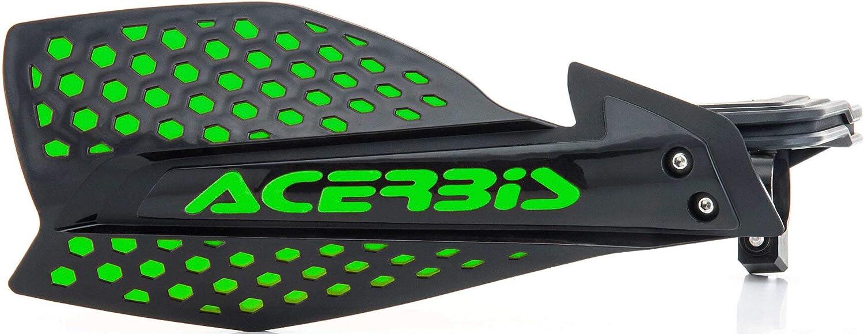 Acerbis X-Ultimate Handguards Black Ranking TOP18 Green Fashion