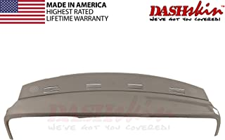 DashSkin Molded Dash Cover Compatible with 02-05 Dodge Ram in Taupe (USA Made)