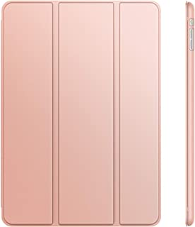 JETech Case for iPad Mini 1 2 3 (NOT for iPad Mini 4), Smart Cover with Auto Sleep/Wake, Rose Gold