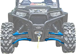 SuperATV Heavy Duty High Clearance A-Arms for Polaris RZR S 900 / RZR 4 900 (2015-2016) - 1.5