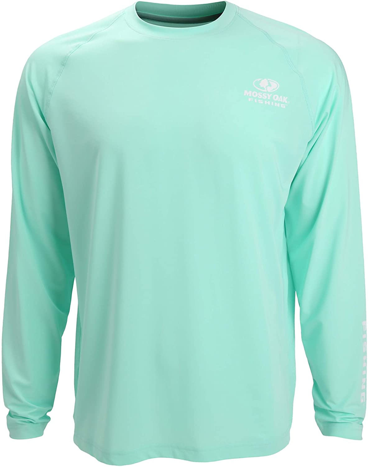 EAG Cash special price Elite Mossy Oak Long Performance Shirt Ranking TOP15 Fishing Sleeve Solid