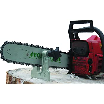 Chain Saw Stump Vise ECHO Chainsaw Universal Sharpener Sharpening Tool Guide Bar