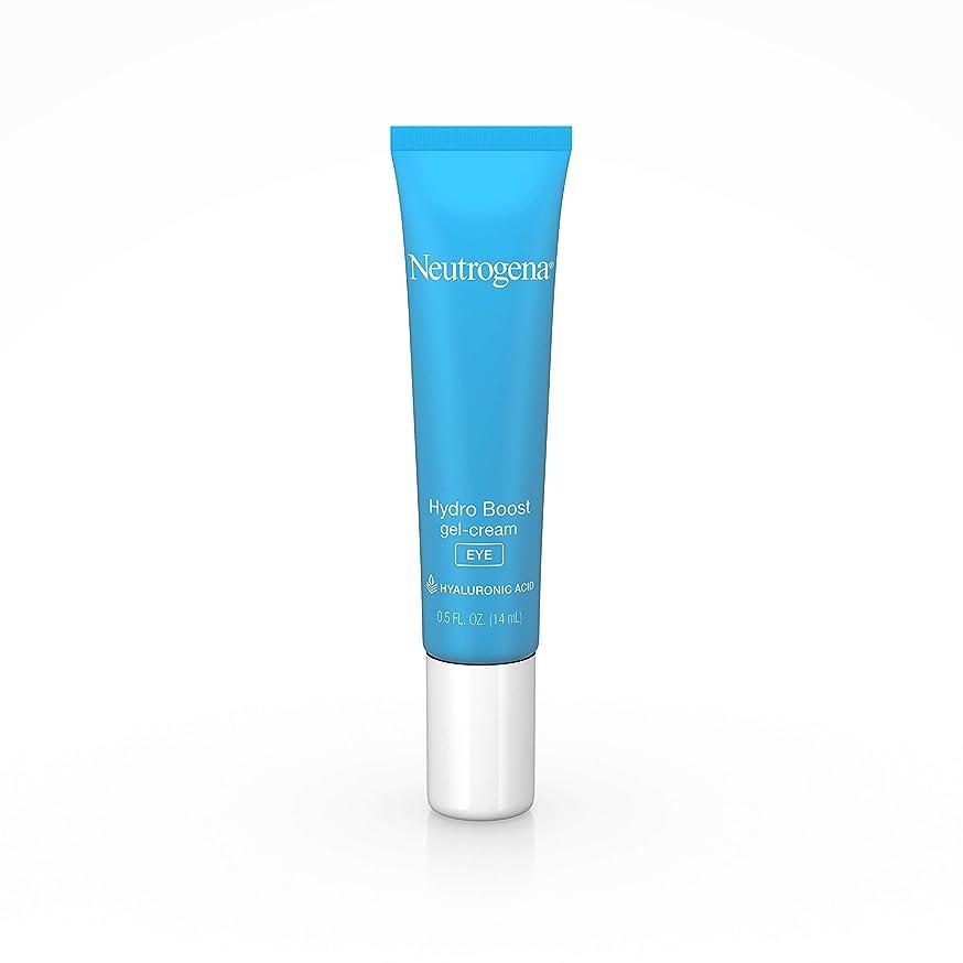 騒等々世辞Neutrogena Hydro Boost gel-cream、extra-dryスキン
