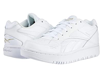Reebok Lifestyle Court Double Mix (White/White/Pantone) Women