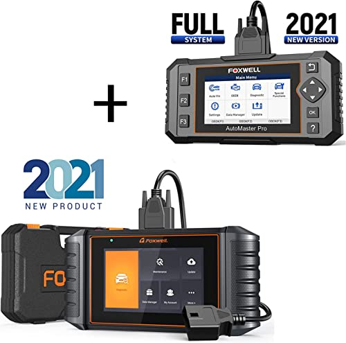 popular (2021 wholesale sale New-Tech) FOXWELL NT726 OBD2 Scanner Car Code Reader for All Car,All Systems Car Diagnostic Scanner,8 Reset Service with NT644 Elite Diagnostic Scanner sale