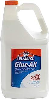 Elmer's Glue-All Multi-Purpose Liquid Glue, Extra Strong, 1 Gallon, 1ct