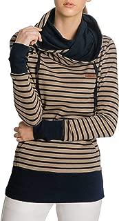 Edith Summer Cowl Navy