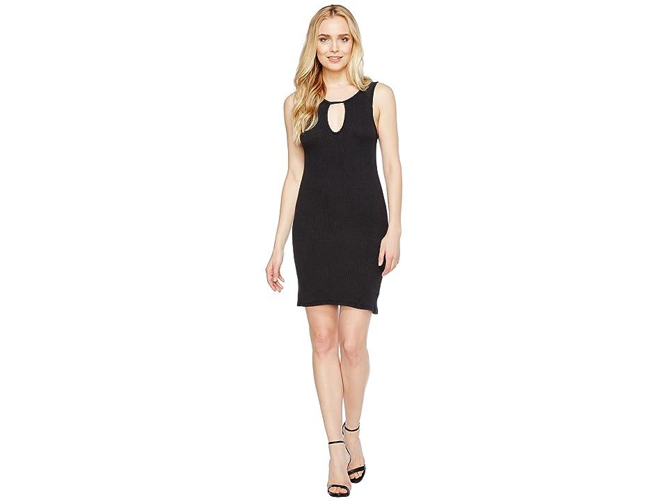 Project Social T Metro Dress (Black) Women