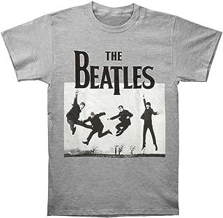 Beatles Abbey Road 69' Vintage Licensed Grey Heather Men's T-Shirt
