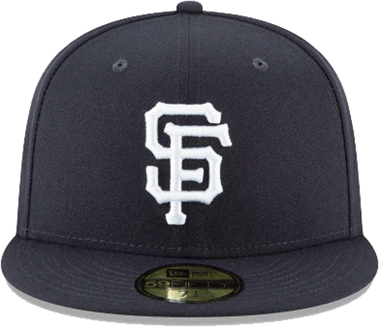 New Era 59Fifty Hat MLB San Francisco Giants Red Cap 11591103