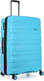Antler 4227130015 Juno 2 4W Large Roller Case Suitcases (Hardside), Turquoise, 81 cm