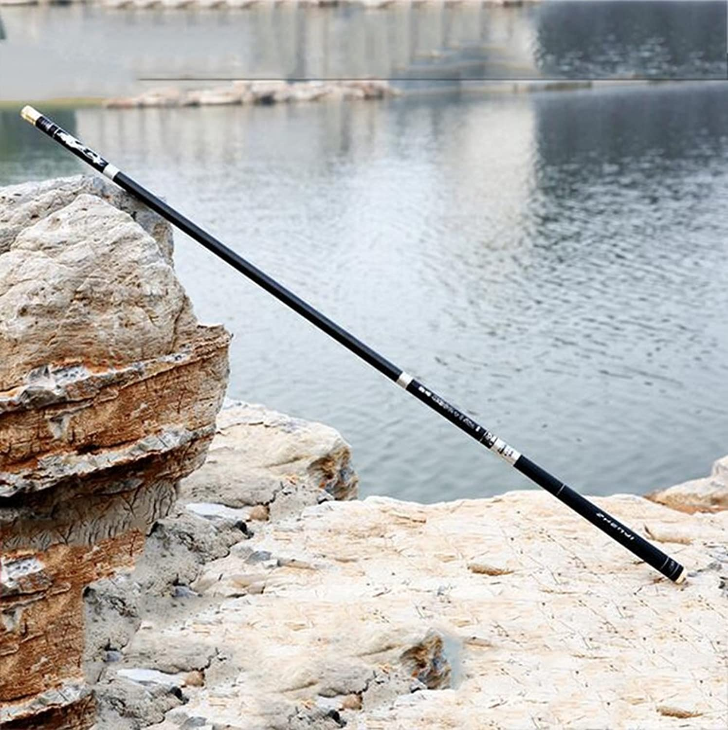 Telescopic Spinning Fishing Rod Super Hard Carbon Carp Pole Freshwater Saltwater Travel