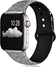 KOLEK Floral Bands Compatible with Apple Watch 38mm 40mm,...