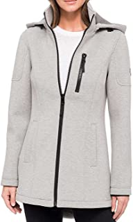 Ladies' Hooded Knit Jacket