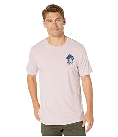 RVCA Anywhere Short Sleeve T-Shirt (Dusty Blush) Men