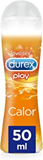 Durex Play Lubricante de Base Agua Efecto Calor - 50 ml