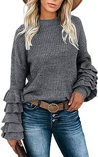 sweater ruffle