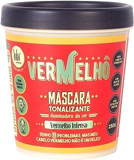 Vermelhô Mascara Tonalizante, Lola Cosmetics