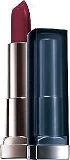 Maybelline New York Barra de Labios Hidratante Mate Color Sensational, Tono 975 Divine Wine