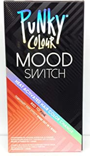 Punky Colour Red To Pink Mood Switch Heat Activated Hair Color Change, Temporary Hair Effect