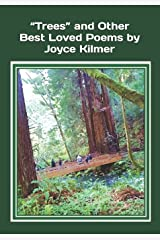 """""""Trees"""" and Other Best Loved Poems by Joyce Kilmer: An extra-large print senior reader book of classic literature (poems reflecting on life through a spiritual lens) – plus activities pages Paperback"""