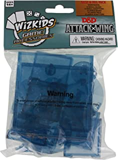 Attack Wing: Dungeons and Dragons Base and Peg - Blue