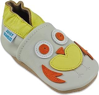 کفش بچه گانه کفش پیاده روی کودک - کفش نرم پسرانه چرمی نرم تنها - کفش دخترانه کودک - موکازین کودک