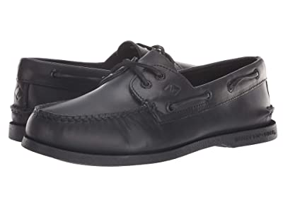 Sperry Authentic Original (Black) Men