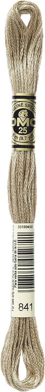 Ultra-Cheap Deals Popular brand in the world DMC Bulk Buy Thread 6-Strand Embroidery 8.7 Light B Yards Cotton