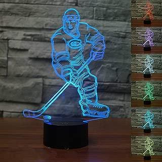 hockey 3d lamp