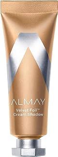 (0.36 Fluid Ounce, Golden Vibes) - Almay Velvet Foil Cream Shadow, Golden Vibes, 10ml, metallic eyeshadow
