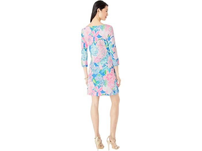 Lilly Pulitzer Upf 50+ Sophie Dress Multi Peony For Your Thoughts Dresses