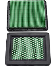 2Pack GCV160 Air Filter Element for Honda GCV160A GCV160LA GCV135 GCV190 GC135 GC160 GC190 GX100 GCV190A GCV190LA Engine 17211-ZL8-023 17211-ZL8-003