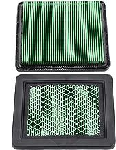 2Pack GCV160 Air Filter Element for Honda GCV160A GCV160LA GCV135 GCV190 GC135 GC160 GC190 GX100 GCV190A GCV190LA Engine 17211-ZL8-023 17211-ZL8-003