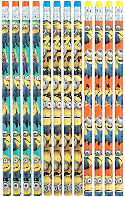 Despicable Me 2 Pencils (12ct)