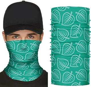 Nook Headband Isabelle Bandana Face Scarf Hat Neck Gaiter Wristband Cosplay Costume Accessories Wristband Men Women Kids