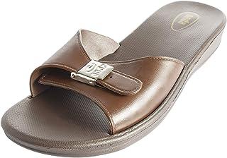اوندا حذاء سلايدز - نساء