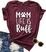 mom life is ruff shirt