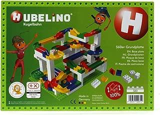 hube Lino 420312 – 球铁路 – Grundplatte 560球 – 自3岁 ( 兼容带 Duplo )