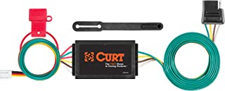 CURT 56338 Vehicle-Side Custom 4-Pin Trailer Wiring Harness for Select Mazda CX-9