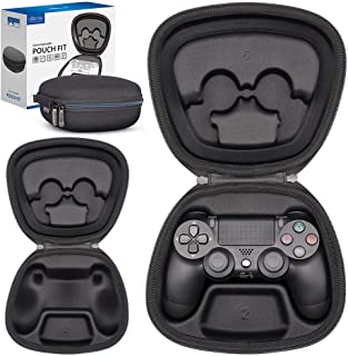 sisma Game Controller Holder Storage Case for PS4 Official DualShock 4 Wireless Controller, Heavy Duty Protective Cover Ha...