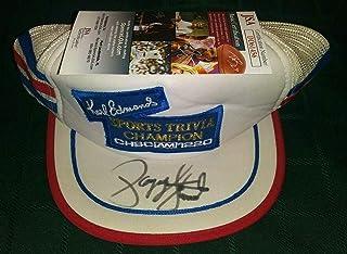 846f9c12 Payne Stewart Golf Legend Signed Autographed Sports Trivia Champion Hat Coa  - JSA Certified - Autographed